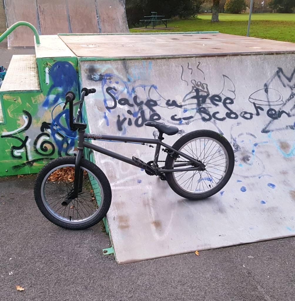 we the people bmx bike