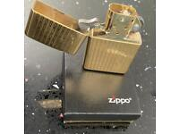 Brass Zippo Lighter (2000)
