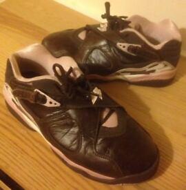 Michael Jordan Trainers, Size UK 7,