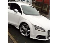 Audi TTS 2.0 Tfsi turbo charged DSG 272ps only 30.000 miles 12 months mot like new mint (2008)