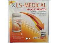 XLS-MEDICAL max strength tablets weightloss aid 2 months bargain