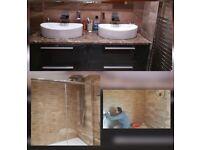 Kitchen, Bathroom, Plumbing Boiler & Centeral heating, Damp proofing, Cellar & Loft conversion.