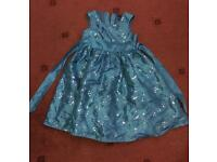 Party dress age 4-5 years
