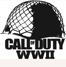 Call of Duty WWII wall sticker (Decal)