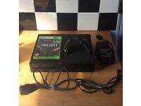 Xbox One with Black ops