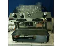 Francino Contempo coffee machine commercial CON2E