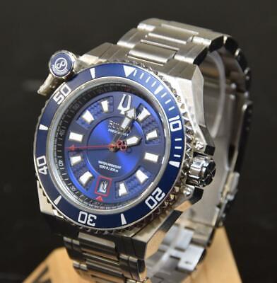Bulova Precisionist Catamount 98B168 Mens 300m Diver Watch C860991