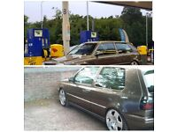 Vw Golf Vr6 for parts and wheels tyres