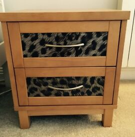 Next Bedside Table- excellent condition