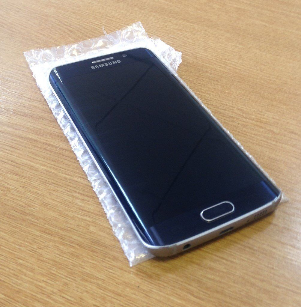 samsung s6 edge. samsung galaxy s6 edge, (64 gb) blue colour, unlocked to all networks edge