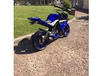 Yamaha yzf r 125 price drop