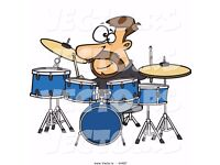 Drummer with backing vocal ability wanted for working band
