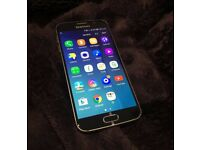 Samsung Galaxy S6 Black 32gb in excellent condition on EE Network Grab a Bargain