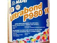 Approx 10Kg of Ultrabond P980 1k wood glue