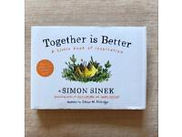 New-together is better by Simon Sinek
