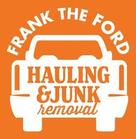 Hire Frank the Ford for your hauling needs!