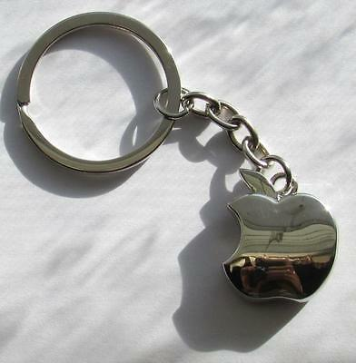 Bite from Georgia PEACH Metal Alloy KEY CHAIN Ring Keychain NEW
