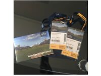 Royal Birkdale full week passes