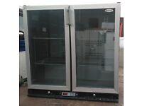 Infrico NZS2 218L Under Counter Double Door Bottle Cooler
