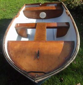Dinghy Boat Tender, Ideal for fishing or just messing about on water