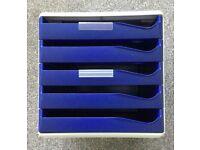 Leitz 5 Draw Desktop Organiser File Cube