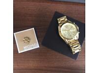 Michael Kors Gold Bradshaw Chronograph £90