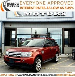 2006 Land Rover Range Rover Sport (APPLY NOW DRIVE NOW)
