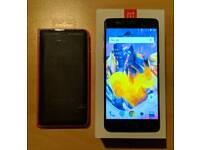 OnePlus 3T 128GB w/ Official Flip Cover