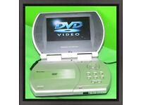 VENTURA PORTABLE DVD PLAYER