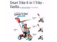 SmarTrike 4in1 Vanilla