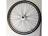 700C wheels 9Speed