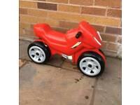 Childs skuttle bike