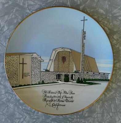 St. Peter's By The Sea Presbyterian Church Rancho Palos Verdes CA Modernist MCM