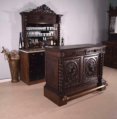 Разное Antique French Bar and Back