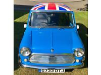 64000 MILES CLASSIC CAR 1990 MINI 1000 CITY E 998 CC 40 BHP RESTORED IN GREAT CONDITION MINT DRIVE