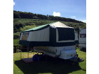 CONWAY COUNTRYMAN FOLDING CAMPER TRAILER TENT CAMPING TRAILER MOBILE