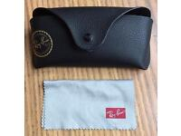 Sunglasses Case with Cloth