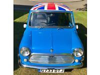 64000 MILES CLASSIC CAR 1990 MINI 1000 CITY E 998 CC 40 BHP RESTORED IN GREAT CONDITION MINT DRIVE