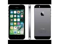 Apple IPhone 5s black 16gb sim free