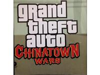 GTA ChinaWars Map/Poster