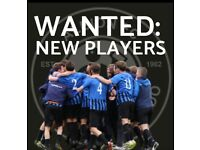 Albion FC - Players wanted - Men's Sunday Morning Football League - Clapham
