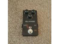 Tube screamer hell screamer ts808 keeley clone overdrive guitar pedal