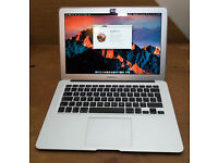 """Macbook Air 13"""" 256gb SSD 4gb RAM (Early 2014) excellent condition plus extras"""