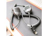 Yaesu Microphones x2 (unused), FT817, 857, FT-450 etc