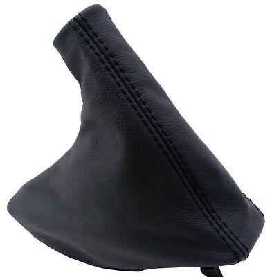 E Brake Shift Boot Real Leather BMW E39 525 528 530 For 96-03 Black