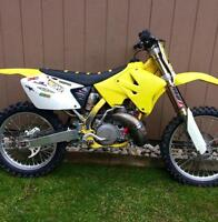 2006 Suzuki rm250 *** 2 stroke 36hrs with ownership