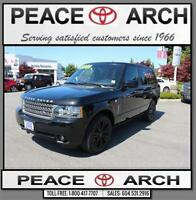 2010 Land Rover Range Rover HSE, Navigation, Leather Delta/Surrey/Langley Greater Vancouver Area Preview