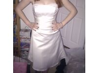 Alfred Angelo Ivory Dress