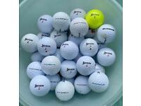 40 Srixon Golf Balls