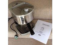 DE LONGHI 330S Expresso coffee maker